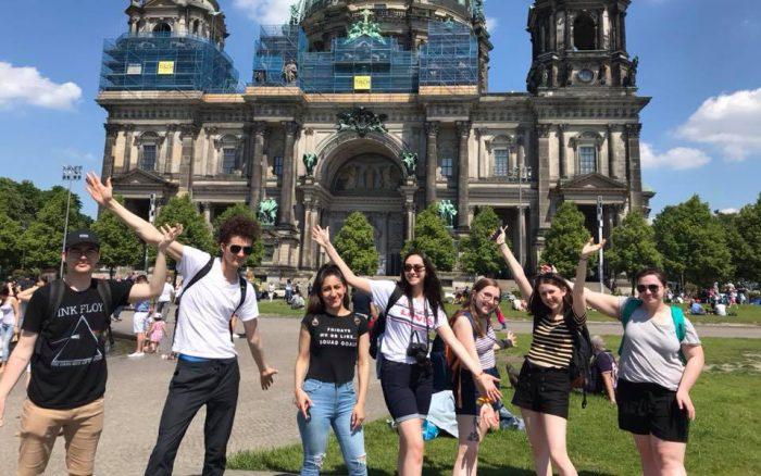 Collège de Rosemont - Arts, lettres et communication - Langues modernes - Échange étudiant en Allemagne