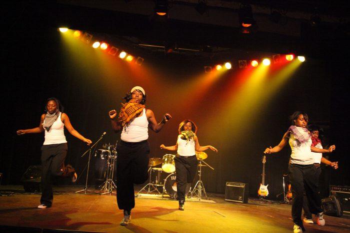 Collège de Rosemont Vie culturelle - Danse contemporaine