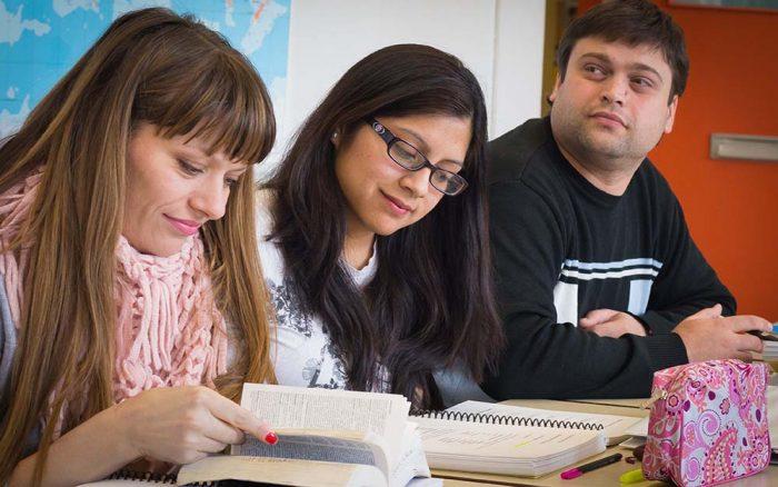 Apprentissage du français et intégration au Québec