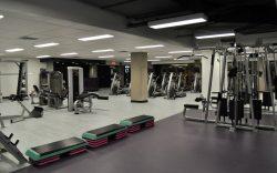 Collège de Rosemont - Salle de conditionnement physique