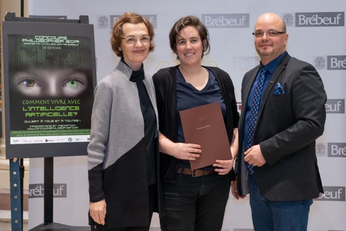 Concours Philosopher 2019 - Collège de Rosemont