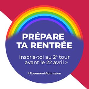 Collège de Rosemont - Admission 2e tour