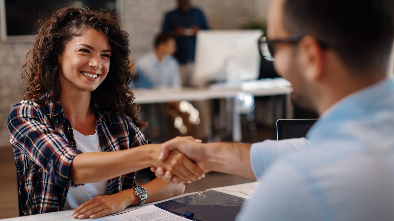 Offrir un emploi - services aux entreprises